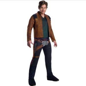 Star Wars Han Solo Halloween Costume Medium